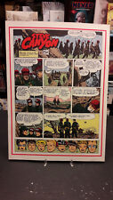Steve Canyon #15 Comic Art Gertie Daily 105 Milton Caniff 1975