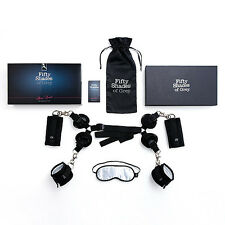Fifty Shades of Grey Hard Limits Bed Restraint Kit OFFICIAL - Same Day Dispatch