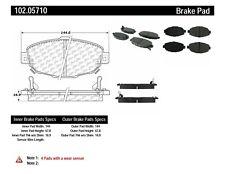 AXXIS PERFORMANCE LEXUS FRONT CERAMIC BRAKE PAD 92-00 SC400 99 SC300 107.05710