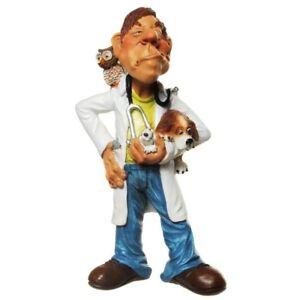 Funny Beruf - Figur Tierarzt