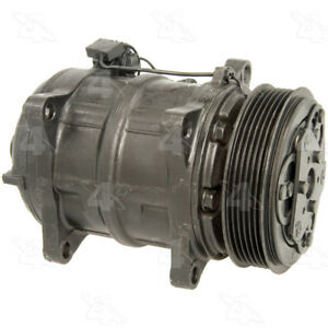 Remanufactured Compressor And Clutch   Four Seasons   57519