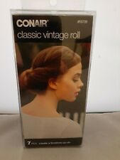 Conair 55730 Classic Vintage Hair Roll 7 Piece Kit NEW