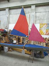 Segel Spitzsegel für Faltboot original von Pouch - Nylon - neuwertig