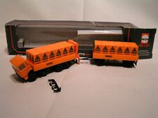 HERPA HO (1/87)  -  CAMION MAN + REMORQUE + CHARGEMENT