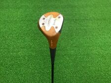 NICE PowerBilt Golf SUPER CITATION Persimmon #1 DRIVER Right RH Graphite REGULAR
