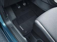 Original VW Touran Textilfußmatten Optimat Fußmatten Stoff vorn hinten 4-teilig