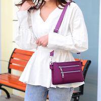 FT- Women's Satchel Shoulder Bag Tote Messenger Cross Body Waterproof Handbag Su