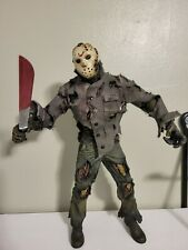"""Mezco Cinema of Fear 12"""" Jason Voorhees Friday the 13th Figure Loose"""