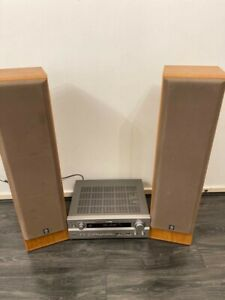Yamaha Amplifier And Speakers