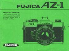 Fuji Fujica AZ-1 Instruction Manual original