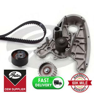 GATES TIMING CAM BELT WATER PUMP KITKP15592XS FOR FIAT IVECO CAMBELT TENSIONER