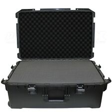 "ProX Xm-1101Hw VaultX Watertight Case w/ Handle, Wheels and Foam 19"" x 29"" x 9"""