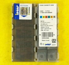 CNGG 120404-SF IC907 Carbide inserts ISCAR ***FACTORY PACK***