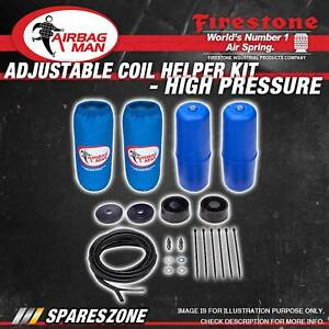 Airbag Man Air Suspension Helper Kit High Pressure Front for FORD F350 F250