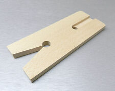BENCH PIN V-SLOT BENCH PIN REPLACEMENT for CLAMP HOLDER WOODEN PIN ONLY - GERMAN