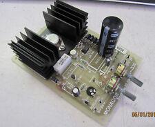 MONACOR POWER SUPPLY CIRCUIT BOARD PS-330 32.0200 28V