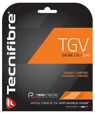 Tecnifibre tgv tennis string set 15/1.40mm