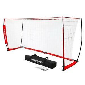 PowerNet Soccer Goal 8x4   Soccer Net   Portable Net   Football Goal