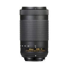 Nikon AF-P DX NIKKOR 70-300mm f/4.5-6.3G lente VR ED