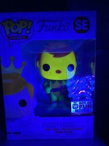 Funko Pop Vinyl Figure Box of Fun 2021 Freddy Funko as H.R. Pufnstuf Blacklight