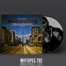 Curren$y - New Jet City Mixtape (Full Artwork CD Art/Front Cover/Back Cover)