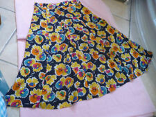 River Island Calf Length Floral Skirts for Women