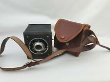 GNOME  PIXIE METAL BOX CAMERA FROM ENGLAND With bag