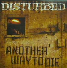 Disturbed(CD Single)Another Way To Die-New