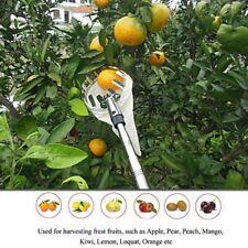 Metal Fruit Picker High Altitude Fruit Picking Device Portable Fruit Picker Kw
