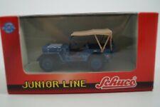 Schuco Junior Line Modellauto 1:43 Willy's Jeep mit Verdeck Nr. 27177