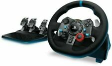 Logitech G29 Driving Force Racing Wheel and Floor Pedals ps4 and pc