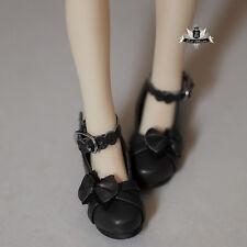 1/4 BJD Shoes MSD Shoes Dollfie EID MID DOD AOD Hollow out Bow Lolita Shoes 0369