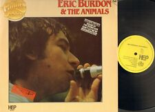 ERIC BURDON & and The ANIMALS Golden Label LP NMINT 1982 House of the Rising Sun