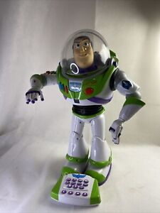 Buzz Lightyear With remote control, by Thinkway Toys Does Not Work