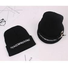 GD FXXK IT Peaceminusone Knitted Beanie Hat Kpop Bigbang G-Dragon Cap Men Women
