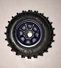 Ferret ATV Wheel & Rim Vintage 1985 Cobra GI Joe Hasbro Vehicle Part Lot A