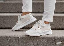 PUMA Women's TSUGI SHINSEI White Marshmallow Rose Gold Sneaker Shoe Trainers 7.5