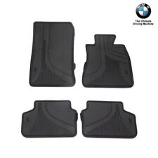 BMW 5 Series G30 Floor Mats Front + Rear All Weather RHD 51472414220 LLOYD