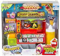 Grossery Gang Season 2 Horrid Hot Dog Playset Ages 5+ New Toy Play Gift Set Pack