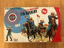 Vintage Airfix 1/32 Scale 7th Cavalry complete in box