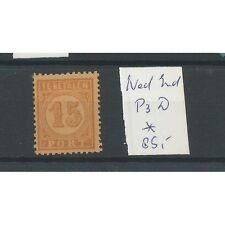 Ned. Indië  P3D port 15ct  MH/ongebr CV 85 €