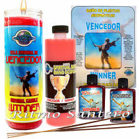 Vencedor Conqueror Dressed Candle Kit