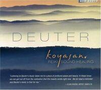 Deuter - Koyasan - Deuter CD DCVG The Fast Free Shipping