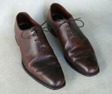Crockett & Jones Weymouth  Brown Dress Shoes Size 9 E