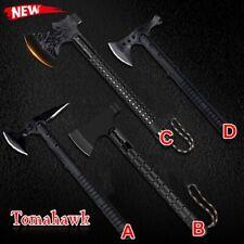 Tomahawk Outdoor Beil Axt Machete Hammer Taktisch Camping Militär Survival Jagd