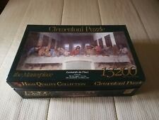 The Last Supper Clementoni Puzzle 13200 pieces