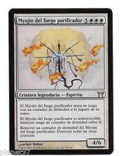 Myojin del Fuego Purificador FOIL Kamigawa Español Cleansing Fire MTG NM