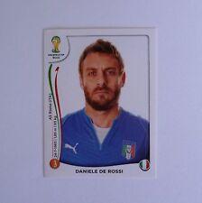 Panini Sticker Nr. 326 D. De Rossi FIFA World Cup, Fußball-WM Brasilien 2014