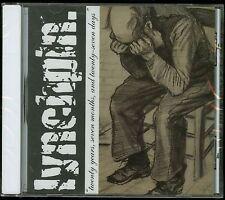 Lynchpin. Twenty Years, Seven Months And Twenty-Seven Days  CD new Hardcore