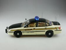 Maisto 1/18 Chevrolet Impala 2000 Tennesee Statetrooper Police ohne Box  515201
